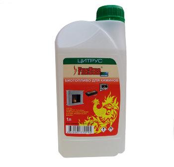 "Биотопливо ""Firebird AROMA Цитрус"" (1 литр)"